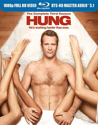 HUNG:COMPLETE THIRD SEASON BY HUNG (Blu-Ray)